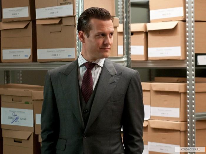 Новый сериал Suits или Форс мажоры
