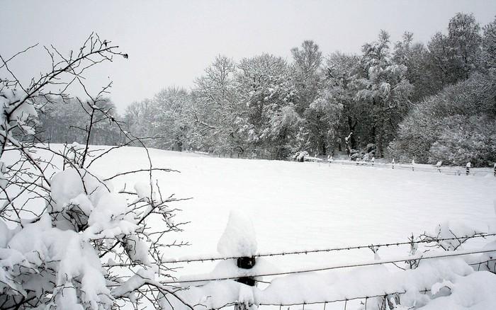 С первым днем Зимы