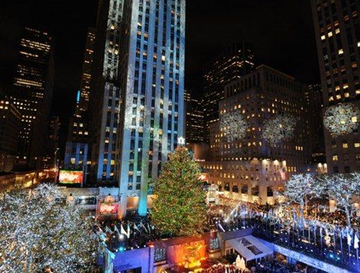 Новогодняя ель в Нью-Йорке 3 (520x394, 63Kb)