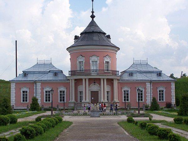 Замки, крепости и дворцы Украины 4-1 (600x450, 59Kb)