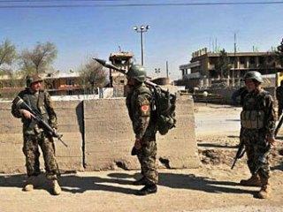 База НАТО в Афгане (320x240, 24Kb)