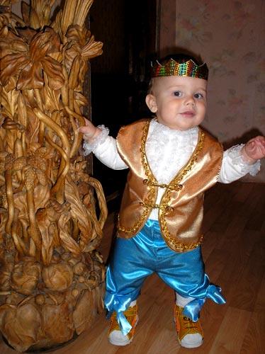 Новогодние костюмы а мальчиков 1 год своими руками