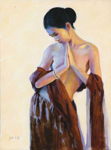 живопись образ женщины брюнет................... (373x500, 33Kb)