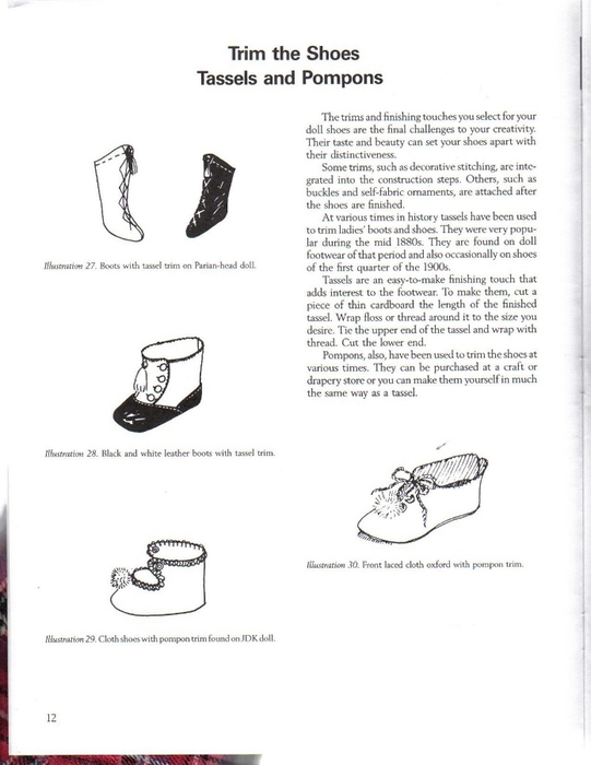Make Doll Shoes workbook 1 012 (541x700, 134Kb)