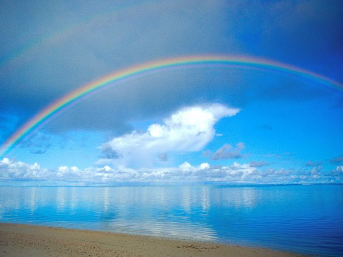 радуга на море (700x525, 46Kb)