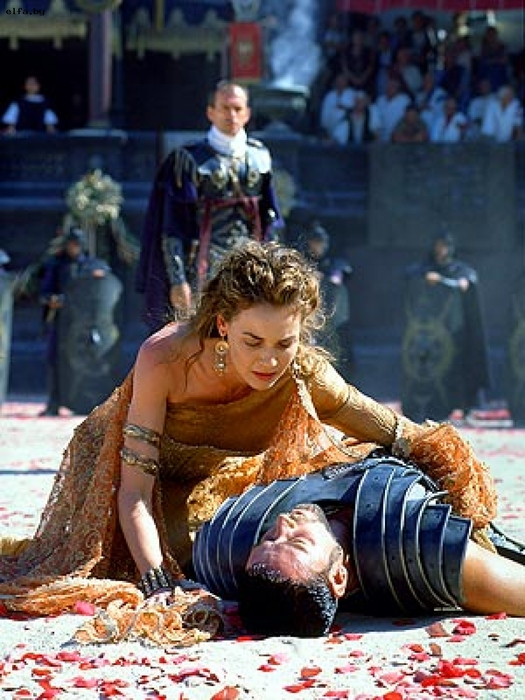 gladiator film summary