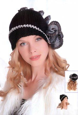 Шляпка «Парижанка»