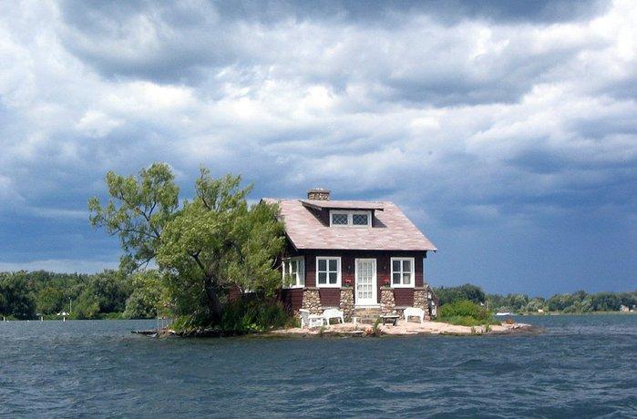 Парк Тысяча островов. (Thousand Islands) 57848