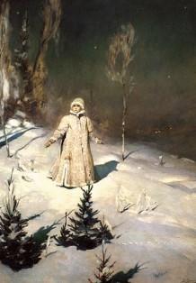 Снегурочка Васнецова (218x314, 23Kb)