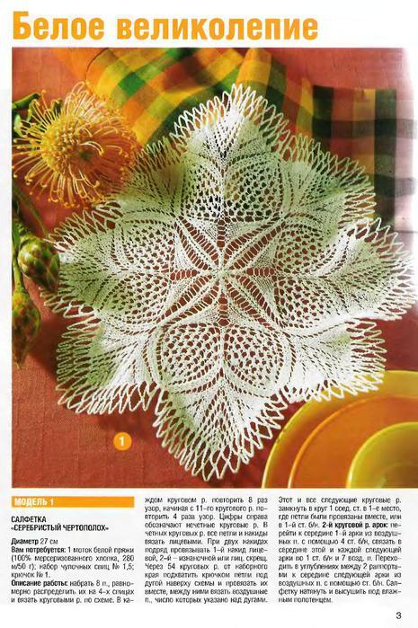 DIANA Маленькая 2003-00 Специальный выпуск - Ажурное вязание на спицах_3 (465x700, 93Kb)