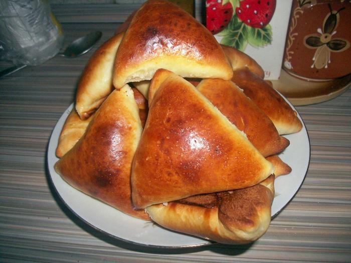 тесто пирогов пошаговый рецепт фото