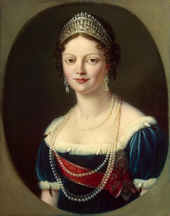 7 Екатерина Павловна (1788 —1819) текст (551x700, 107Kb)