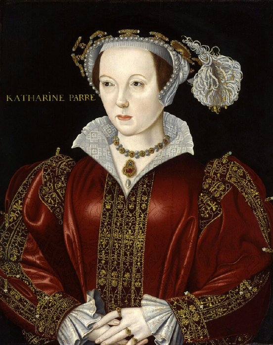 9 Portrait of Catherine Parr by UNKNOWN MASTER текст (552x700, 524Kb)