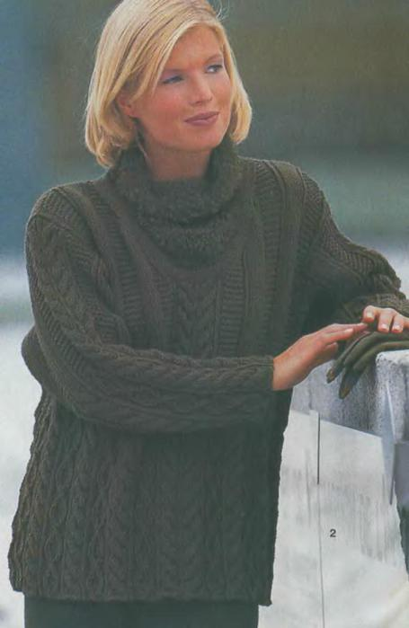 DIANA Маленькая 1998-11 Вязание_6 (455x700, 28Kb)