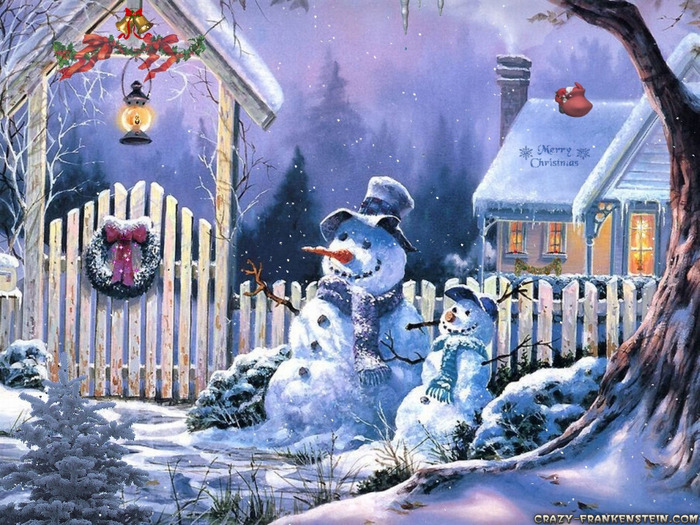 two-snowmen-old-christmas-wallpapers (700x525, 201Kb)