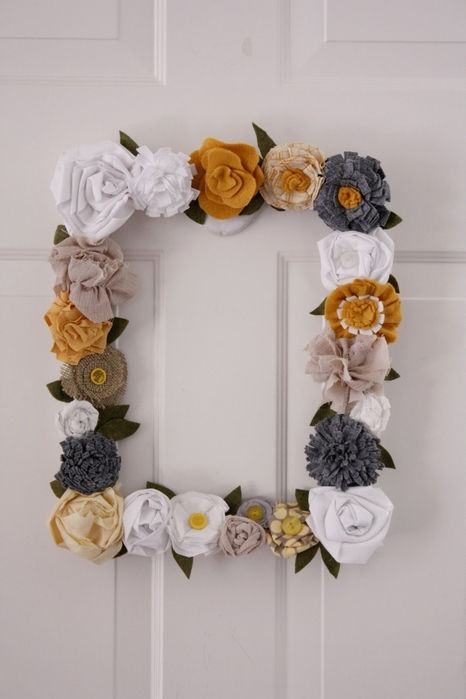 scrap spring flower frame (3) (466x700, 161Kb)