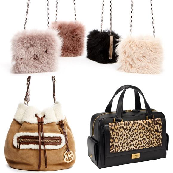 В холодную пору, когда так хочется тепла, как нельзя кстати придутся и трендовые меховые сумки осень зима 2011-2012.