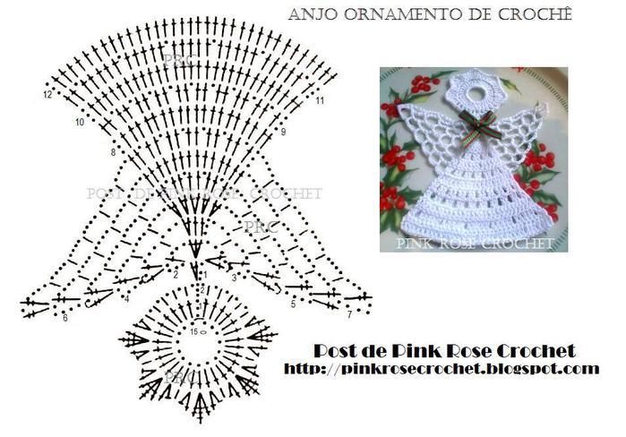 Бесплатные схемы вязанных изделий крючком