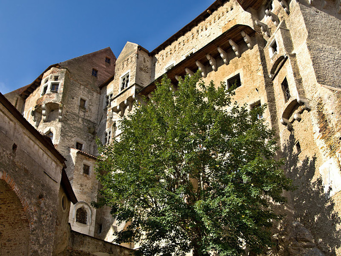 Чехия: Замок Пернштейн 85109