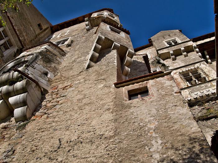 Чехия: Замок Пернштейн 68160