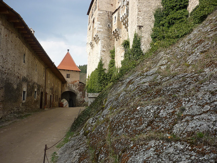 Чехия: Замок Пернштейн 68867