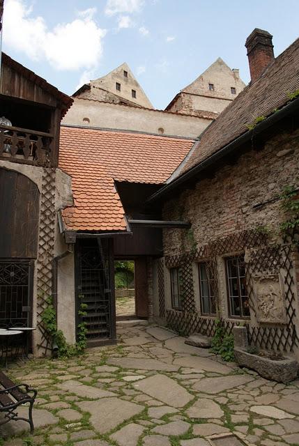 Чехия: Замок Пернштейн 23439