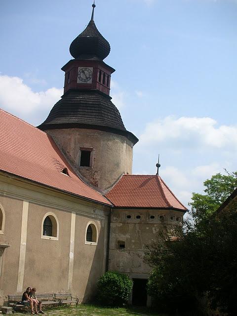 Чехия: Замок Пернштейн 38385