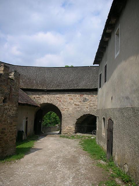 Чехия: Замок Пернштейн 58670