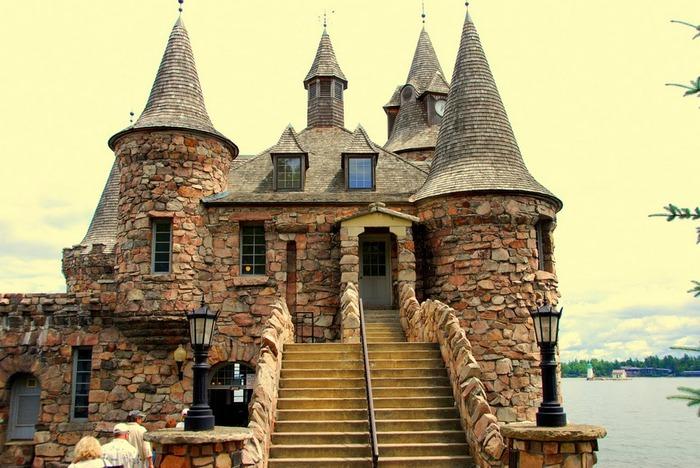 Волшебный Замок Джорда Болдта 55771