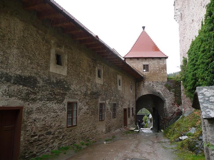 Чехия: Замок Пернштейн 56470