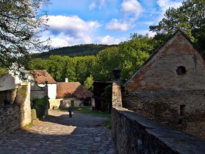 Чехия: Замок Пернштейн 32086