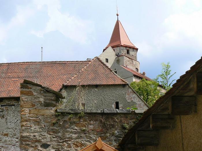 Чехия: Замок Пернштейн 64753