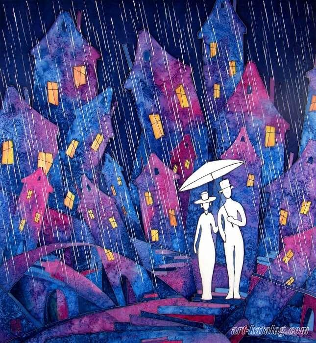 двое под дождем смотреть онлайн: