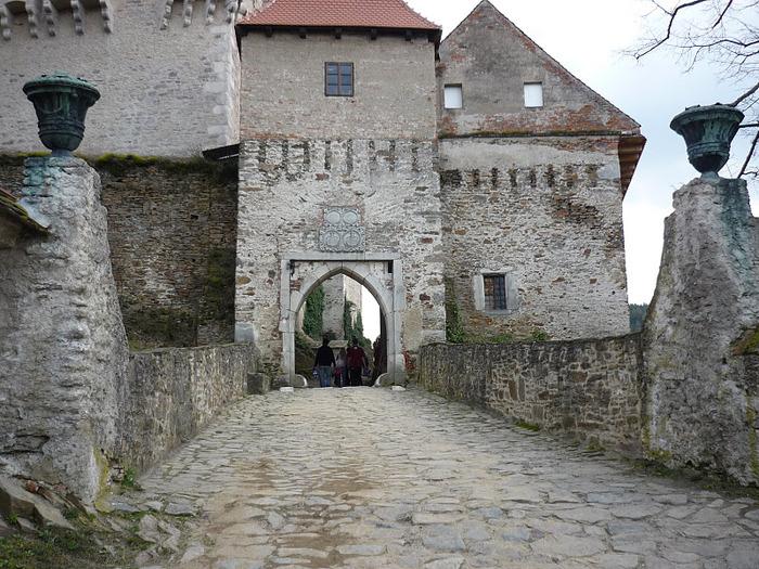 Чехия: Замок Пернштейн 45749
