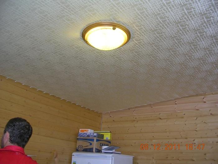 Потолки на даче своими руками фото 517