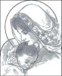 Превью мадонна с младенцем (519x636, 199Kb)