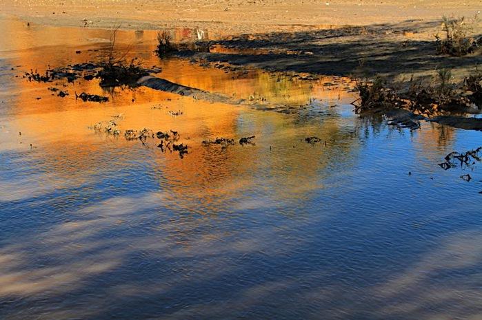 Геологический парк пустыни Алашань 52787