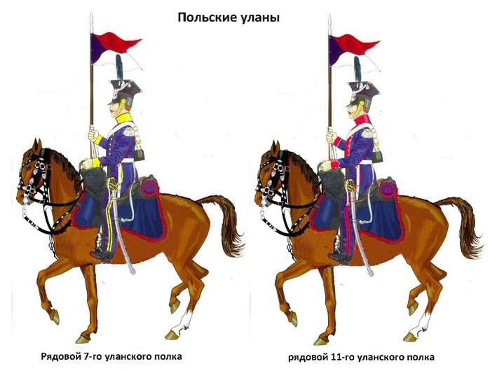 16 польские уланы (700x530, 71Kb)