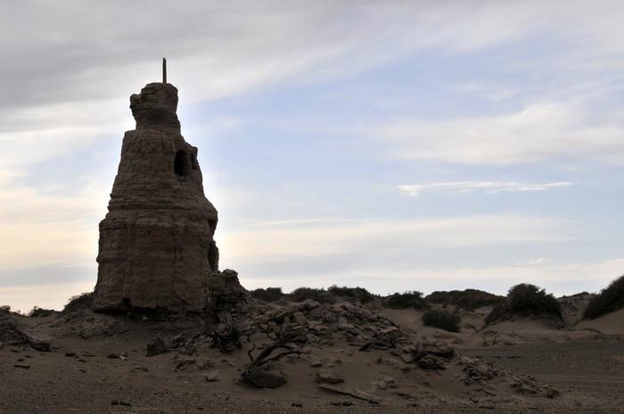 Геологический парк пустыни Алашань 55349