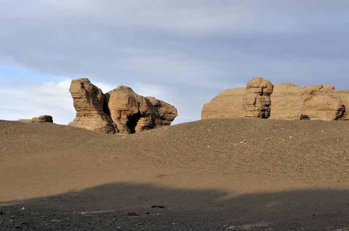Геологический парк пустыни Алашань 83949
