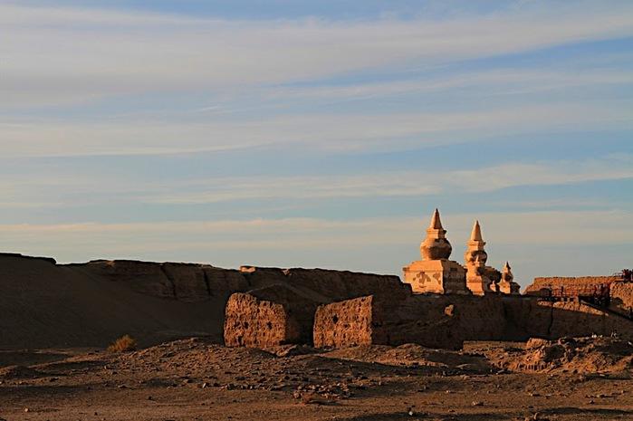 Геологический парк пустыни Алашань 50333