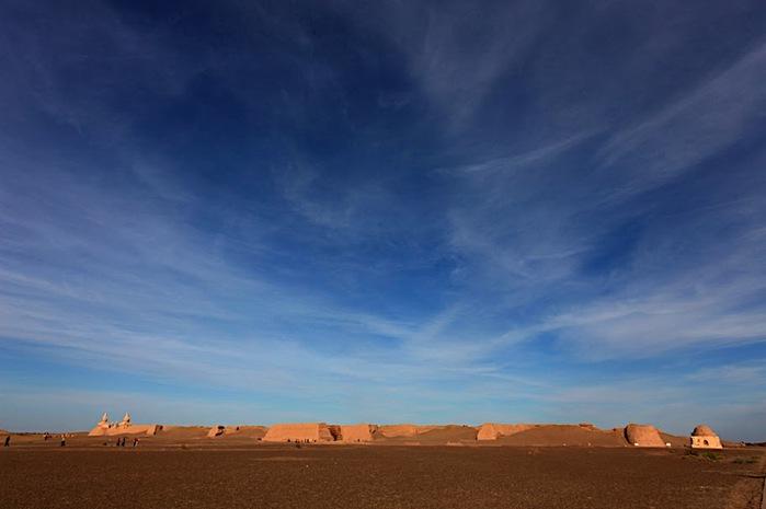 Геологический парк пустыни Алашань 26408