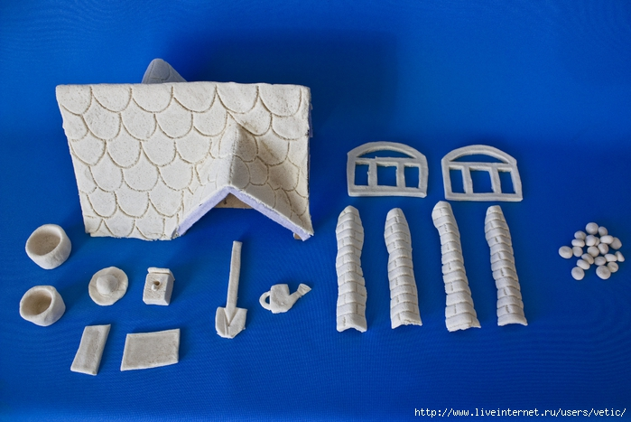 чайный домик для Катюши (с элеиентами из теста) 04 (700x467, 242Kb)