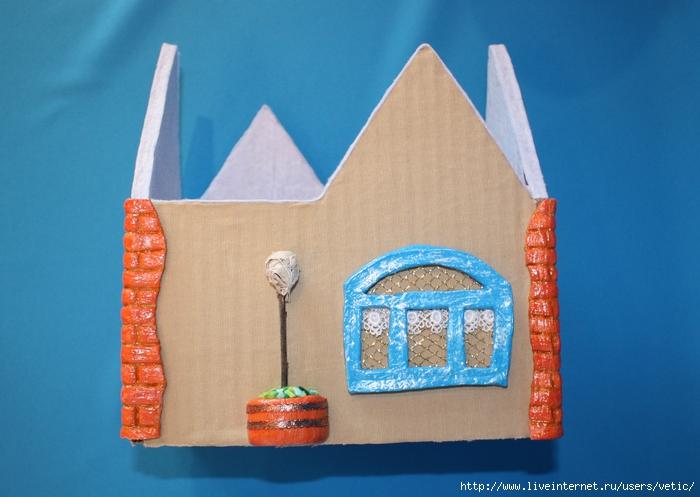 чайный домик для Катюши (с элеиентами из теста) 29 (700x497, 252Kb)
