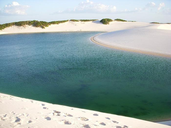 Бразилия, Национальный парк Ленсойс Мараньенсес 14646