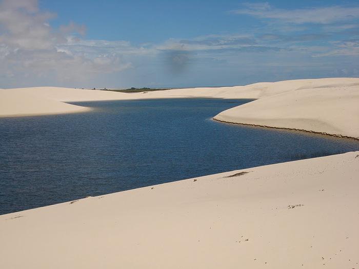 Бразилия, Национальный парк Ленсойс Мараньенсес 77320