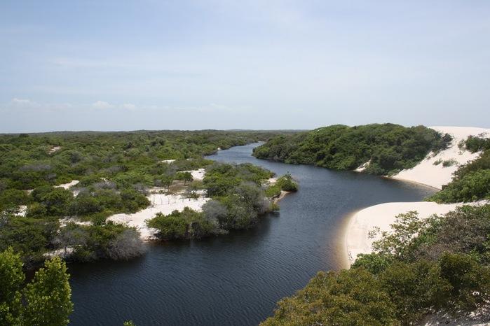 Бразилия, Национальный парк Ленсойс Мараньенсес 19426