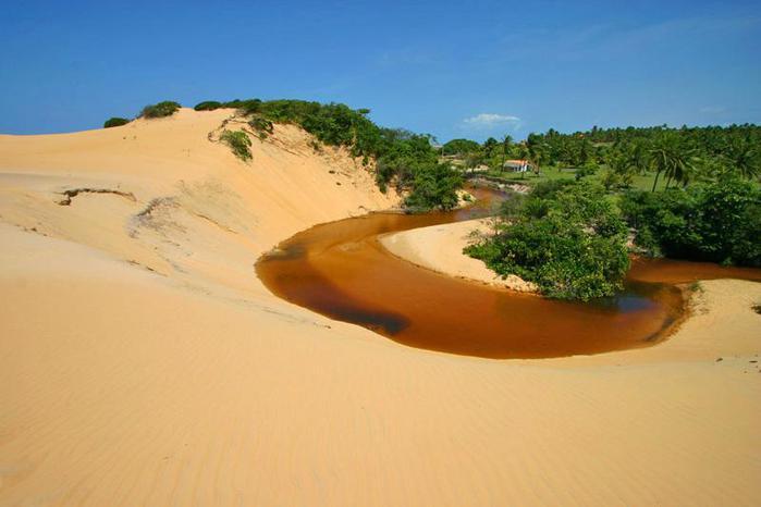 Бразилия, Национальный парк Ленсойс Мараньенсес 67897