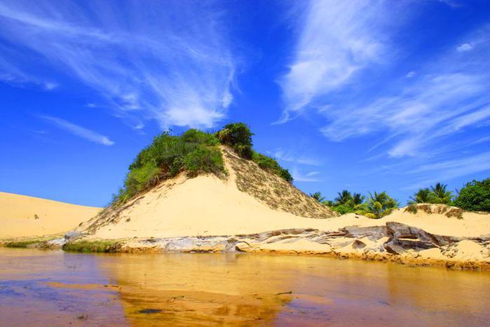 Бразилия, Национальный парк Ленсойс Мараньенсес 80996