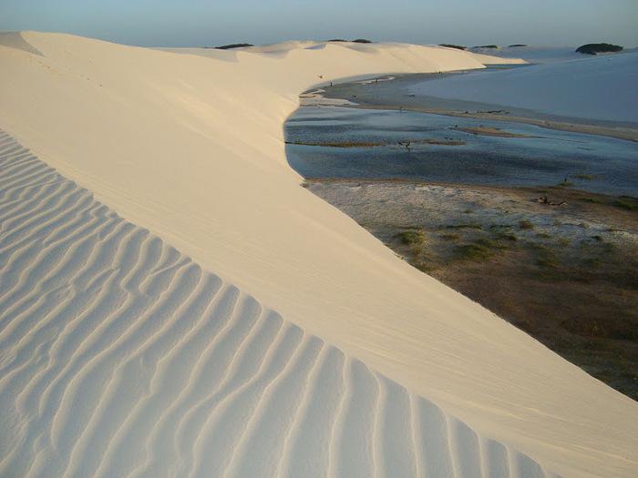 Бразилия, Национальный парк Ленсойс Мараньенсес 78245